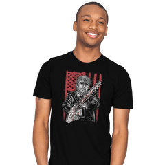 Don Chainsaw Massacre - Mens - T-Shirts - RIPT Apparel