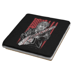 Don Chainsaw Massacre - Coasters - Coasters - RIPT Apparel