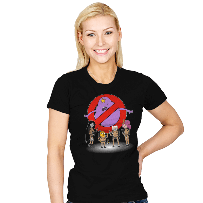 Adventure Busters - Womens - T-Shirts - RIPT Apparel