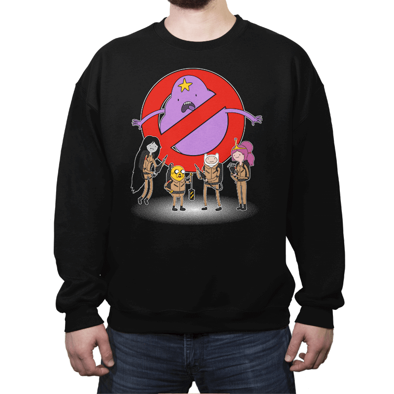 Adventure Busters - Crew Neck - Crew Neck - RIPT Apparel