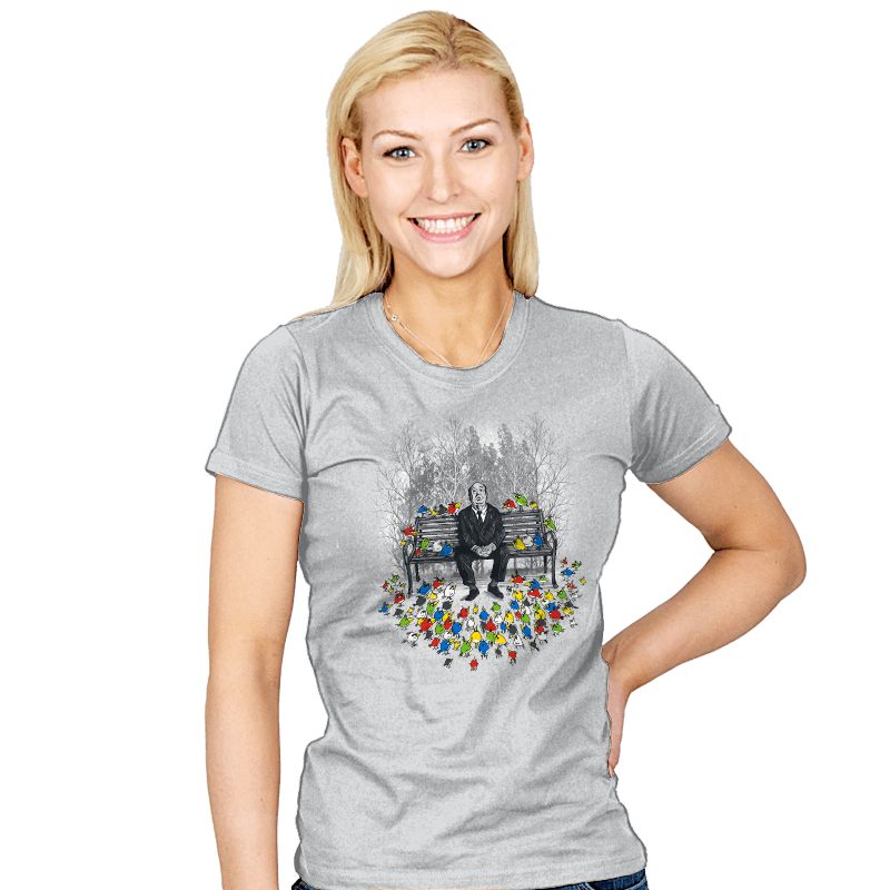 Them Birds - Womens - T-Shirts - RIPT Apparel