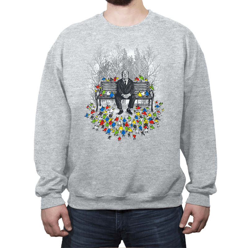 Them Birds - Crew Neck - Crew Neck - RIPT Apparel