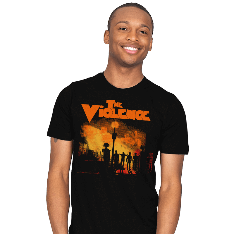 The Violence - Mens - T-Shirts - RIPT Apparel