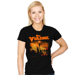 The Violence - Womens - T-Shirts - RIPT Apparel