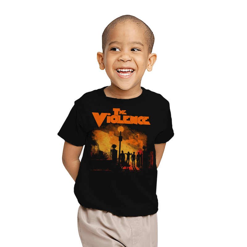 The Violence - Youth - T-Shirts - RIPT Apparel