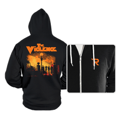 The Violence - Hoodies - Hoodies - RIPT Apparel