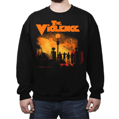The Violence - Crew Neck - Crew Neck - RIPT Apparel