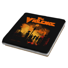 The Violence - Coasters - Coasters - RIPT Apparel