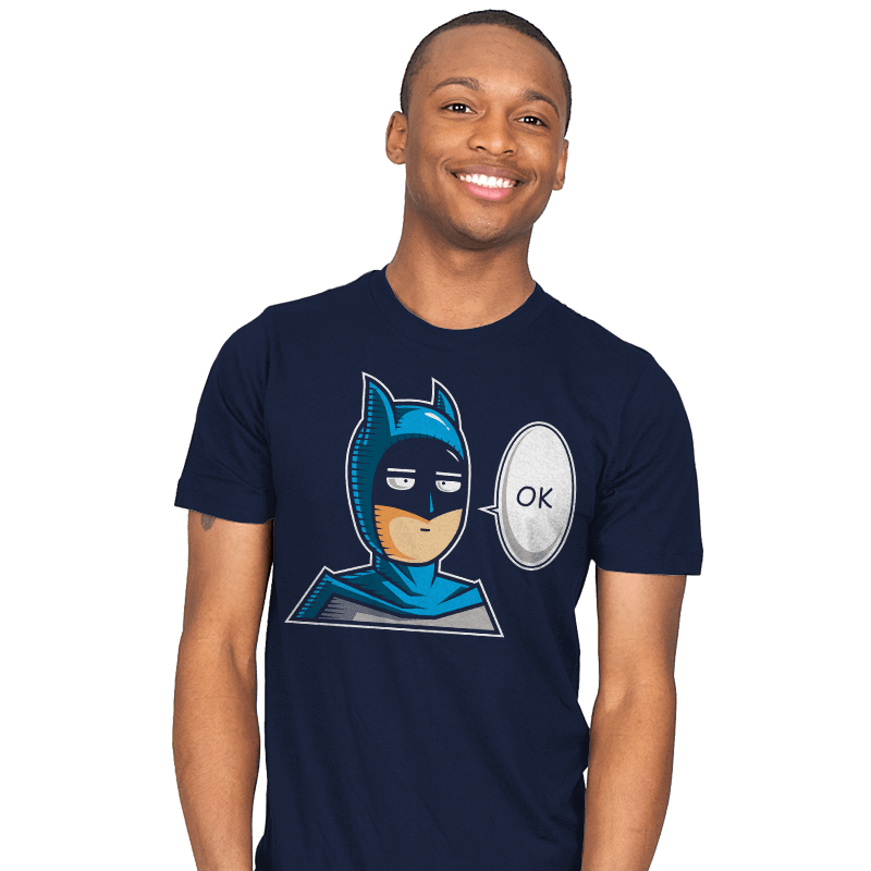 One Punch Bat  - Mens - T-Shirts - RIPT Apparel