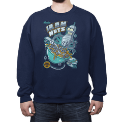 IRON NUTS - Crew Neck - Crew Neck - RIPT Apparel