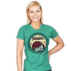 Lawndale's Undead - Womens - T-Shirts - RIPT Apparel