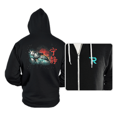 Leaf on the wind - Hoodies - Hoodies - RIPT Apparel