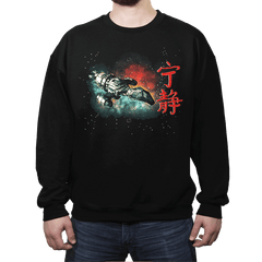 Leaf on the wind - Crew Neck Sweatshirt - Crew Neck Sweatshirt - RIPT Apparel