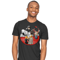 PokeThrones - Mens - T-Shirts - RIPT Apparel