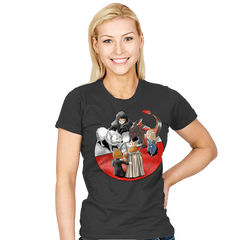 PokeThrones - Womens - T-Shirts - RIPT Apparel