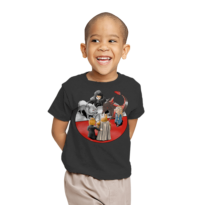 PokeThrones - Youth - T-Shirts - RIPT Apparel