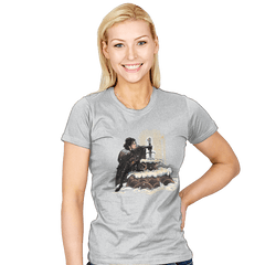 King In The North - Womens - T-Shirts - RIPT Apparel