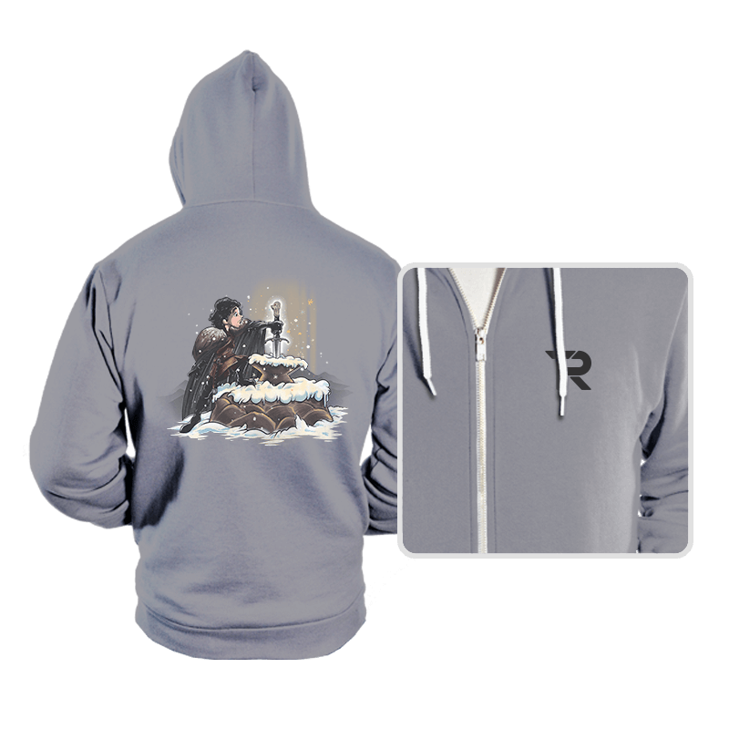 King In The North - Hoodies - Hoodies - RIPT Apparel