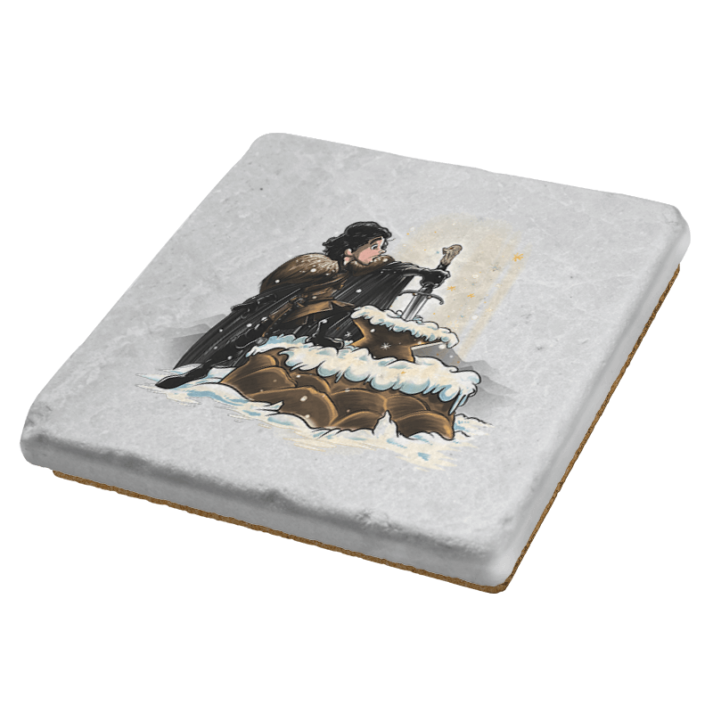 King In The North - Coasters - Coasters - RIPT Apparel