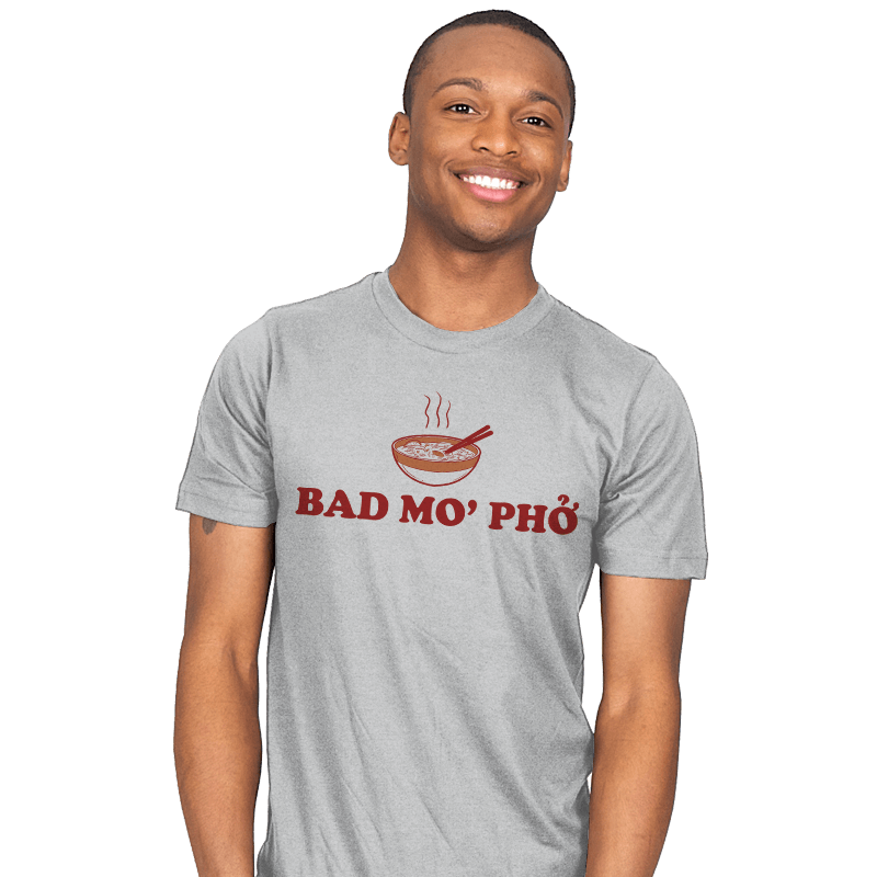 Bad Mo Pho - Bazaar - Mens - T-Shirts - RIPT Apparel