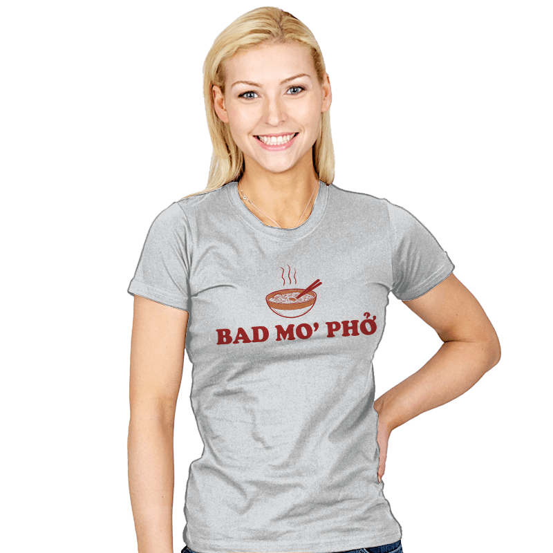 Bad Mo Pho - Bazaar - Womens - T-Shirts - RIPT Apparel