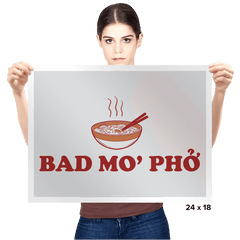 Bad Mo Pho - Bazaar - Prints - Posters - RIPT Apparel