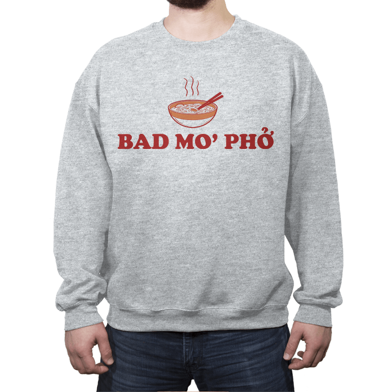 Bad Mo Pho - Bazaar - Crew Neck - Crew Neck - RIPT Apparel