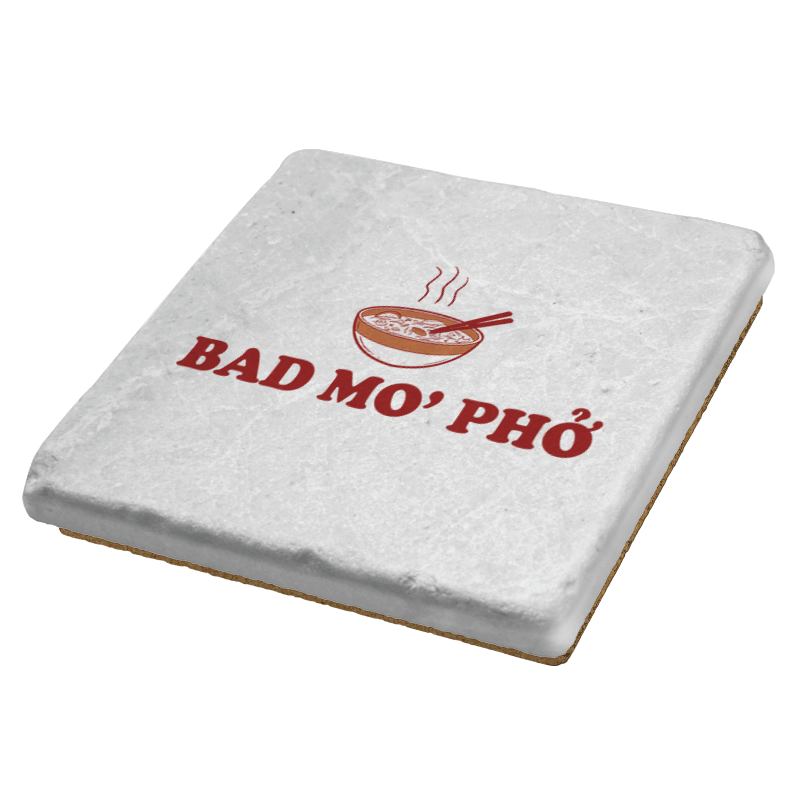 Bad Mo Pho - Bazaar - Coasters - Coasters - RIPT Apparel
