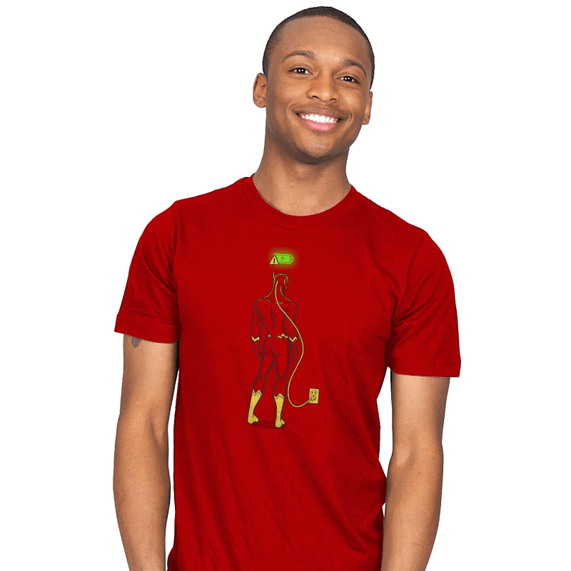 Fast Charging - Bazaar - Mens - T-Shirts - RIPT Apparel