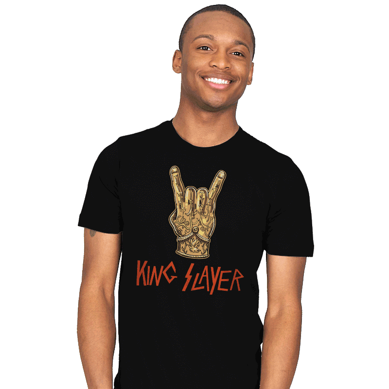Kingslayer - Bazaar - Mens - T-Shirts - RIPT Apparel