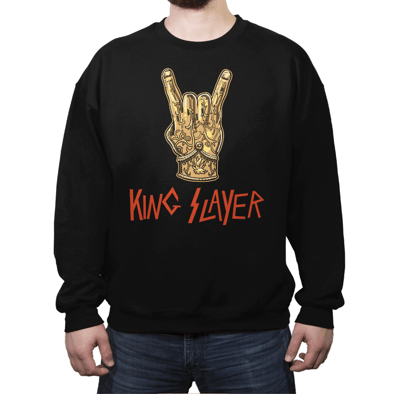 Kingslayer - Bazaar - Crew Neck - Crew Neck - RIPT Apparel