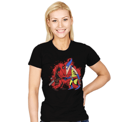 Mutant v Mutant - Bazaar - Womens - T-Shirts - RIPT Apparel