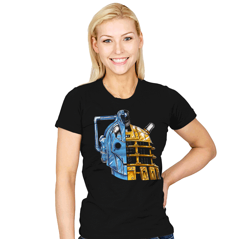 Random Access Enemies - Bazaar - Womens - T-Shirts - RIPT Apparel