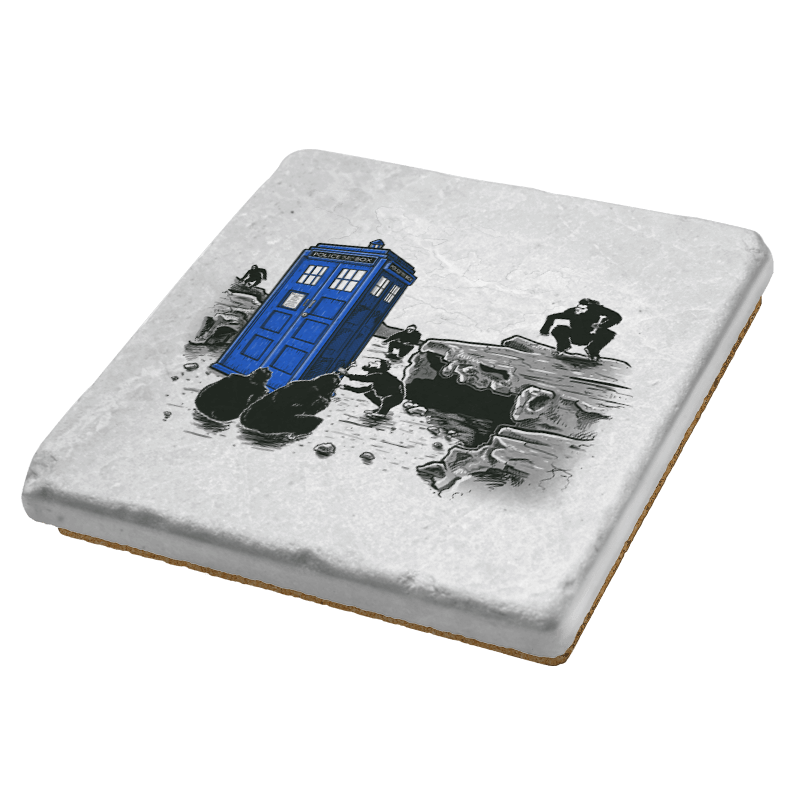 The Monolith - Bazaar - Coasters - Coasters - RIPT Apparel