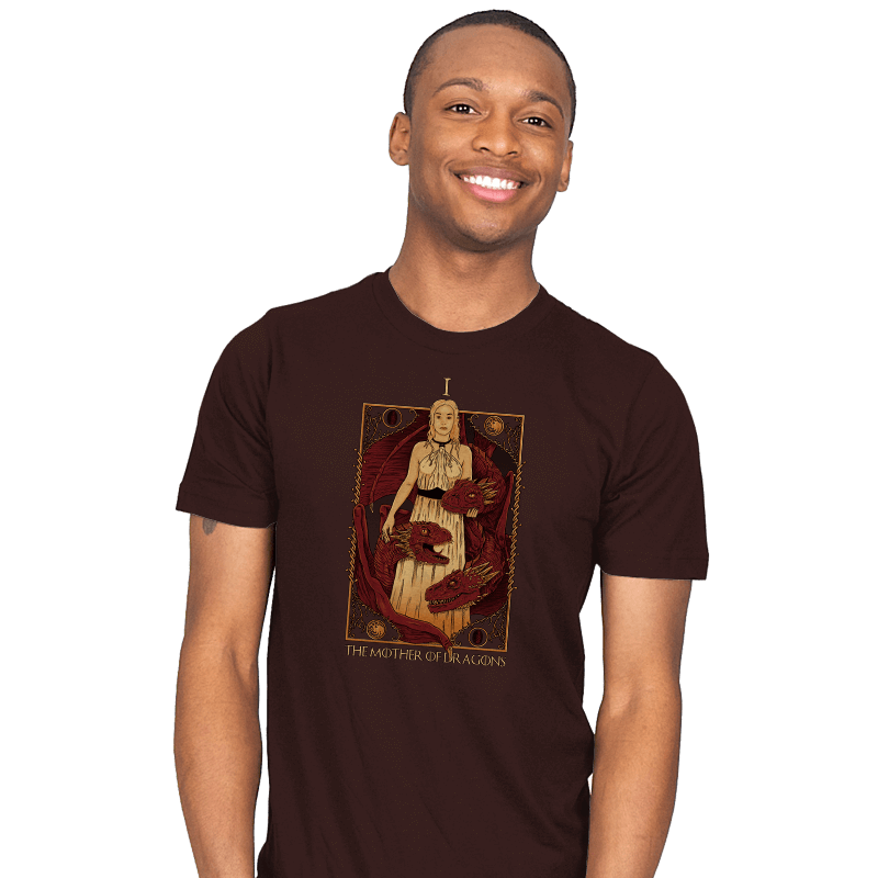 The Mother of Dragons Tarot - Bazaar - Mens - T-Shirts - RIPT Apparel