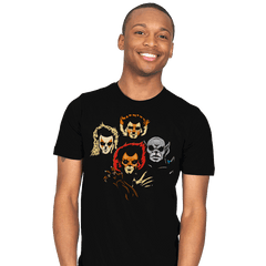 Thunderian Rhapsody - Bazaar - Mens - T-Shirts - RIPT Apparel