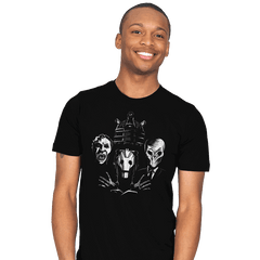 Villain Rhapsody - Bazaar - Mens - T-Shirts - RIPT Apparel