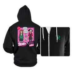 Brain of Lawndale Doll - Hoodies - Hoodies - RIPT Apparel