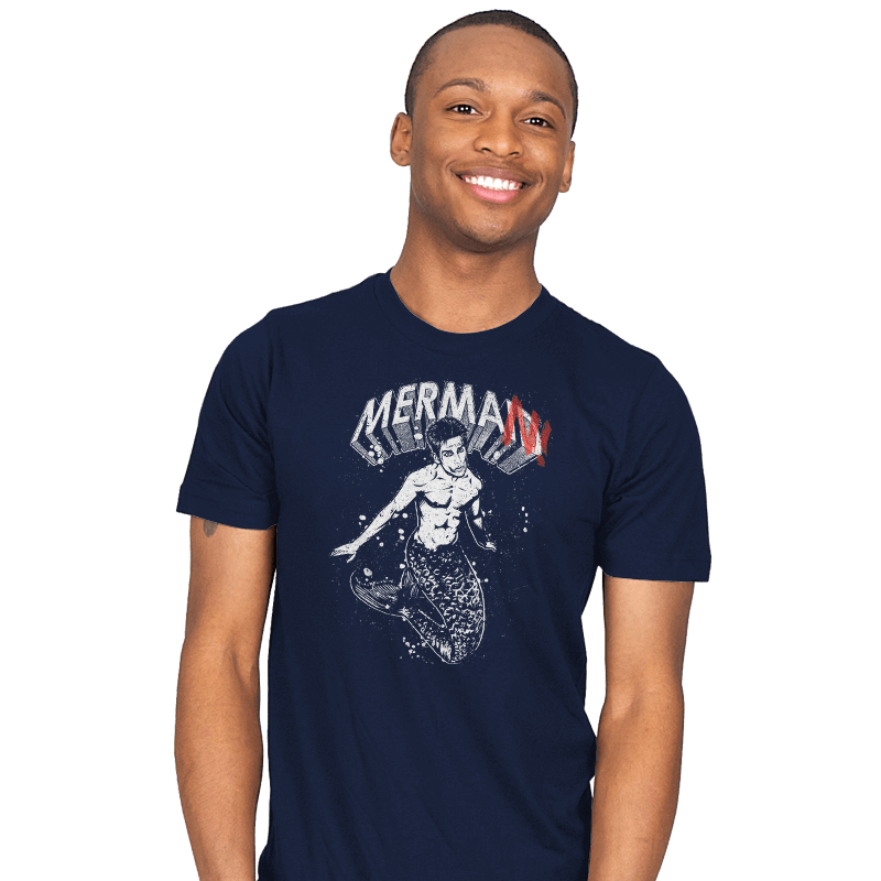 MerMan - Mens - T-Shirts - RIPT Apparel