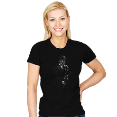 The Catfather - Womens - T-Shirts - RIPT Apparel