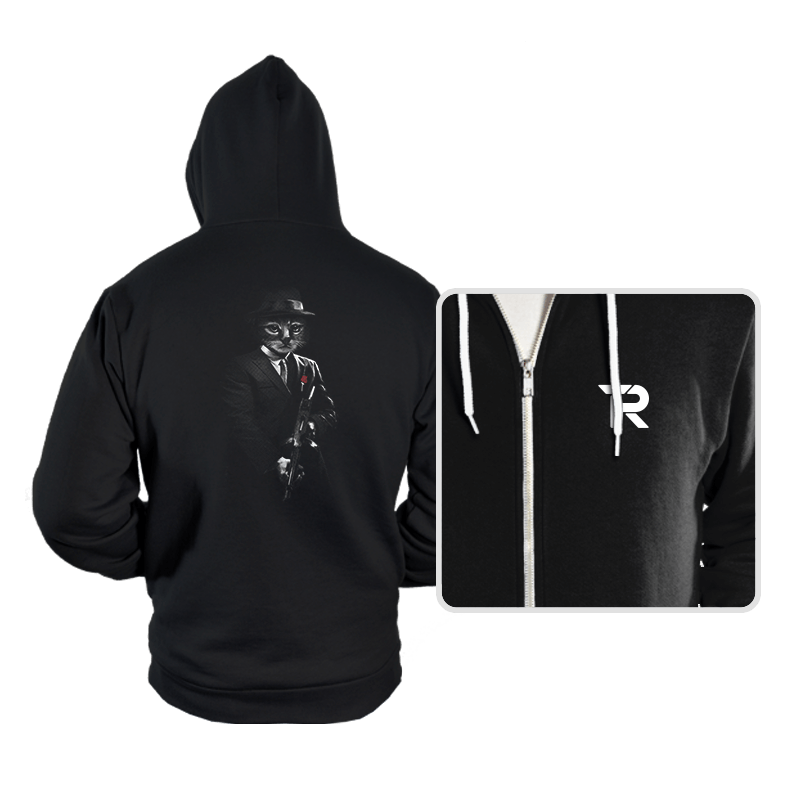 The Catfather - Hoodies - Hoodies - RIPT Apparel
