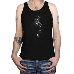 The Catfather - Tanktop - Tanktop - RIPT Apparel
