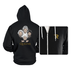 Golden Queens - Hoodies - Hoodies - RIPT Apparel