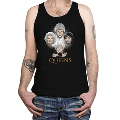 Golden Queens - Tanktop - Tanktop - RIPT Apparel