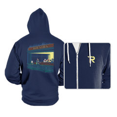 Bounty Hawks - Hoodies - Hoodies - RIPT Apparel
