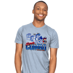 Super Combo with Rice - Mens - T-Shirts - RIPT Apparel