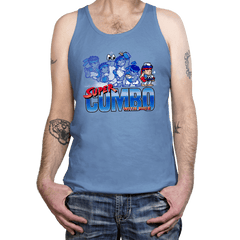 Super Combo with Rice - Tanktop - Tanktop - RIPT Apparel