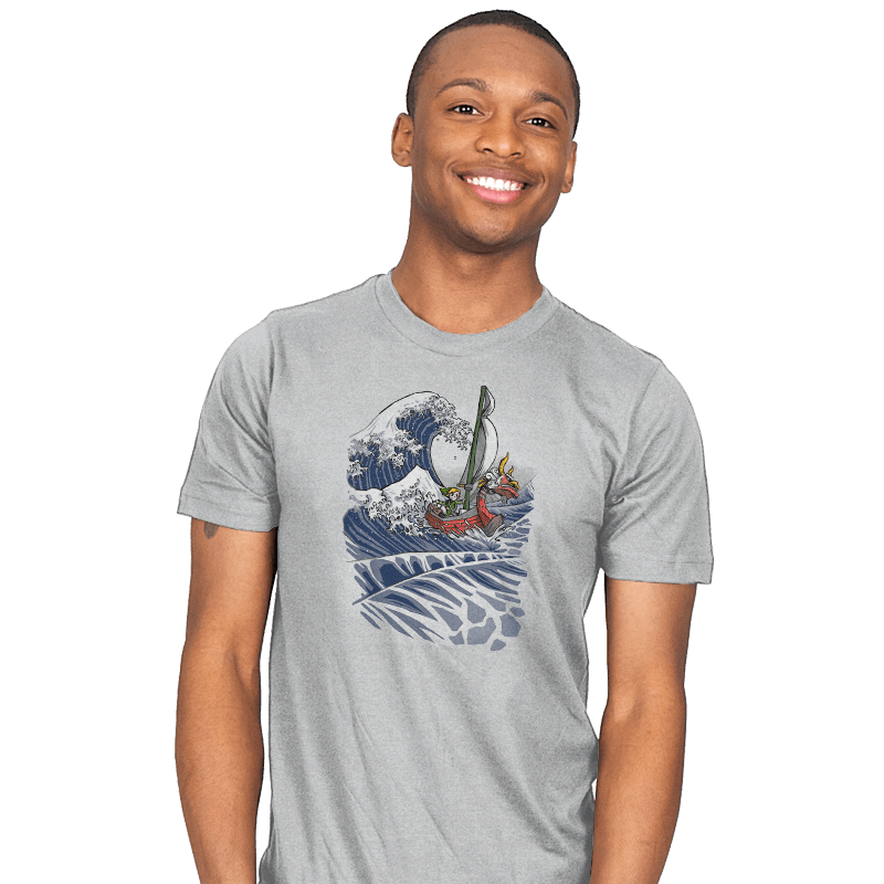 The Wave Waker - Mens - T-Shirts - RIPT Apparel
