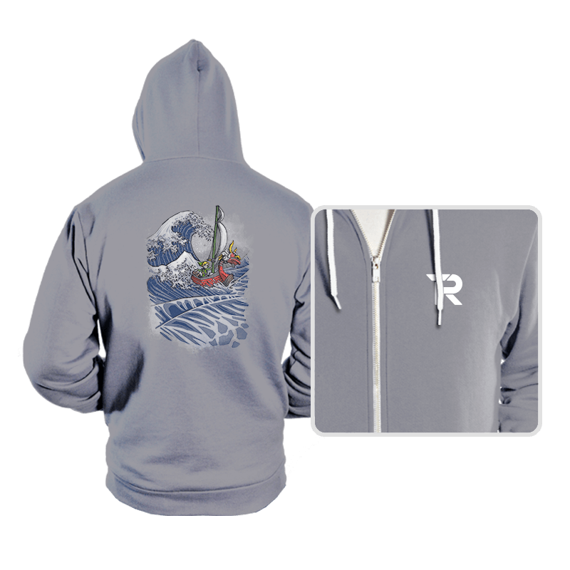 The Wave Waker - Hoodies - Hoodies - RIPT Apparel