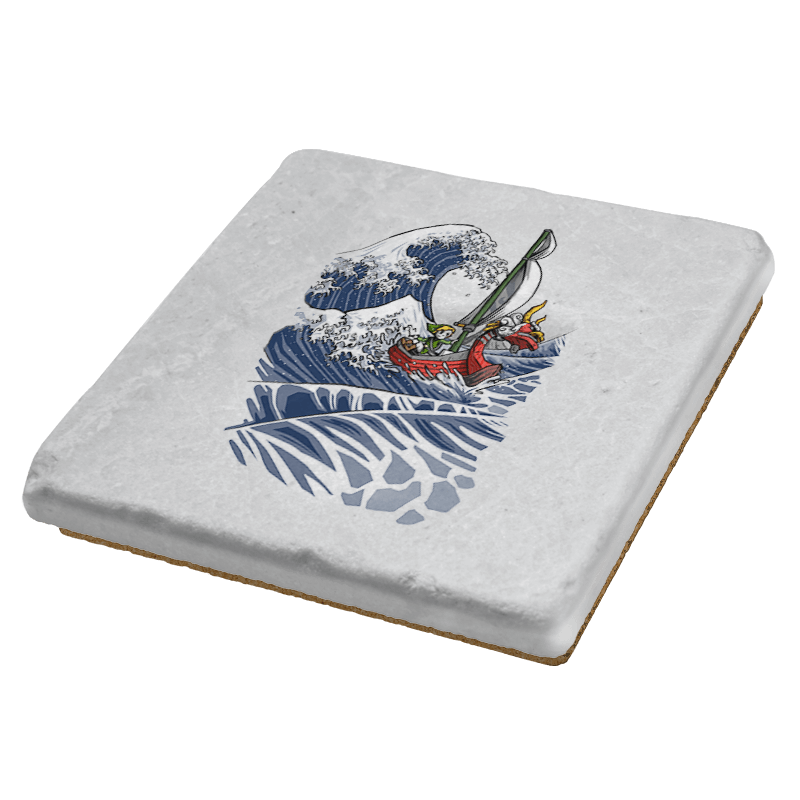 The Wave Waker - Coasters - Coasters - RIPT Apparel